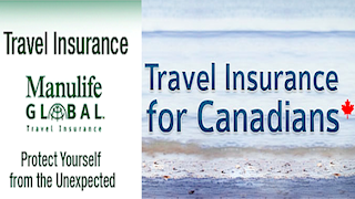 Don't forget Travel Insurance
